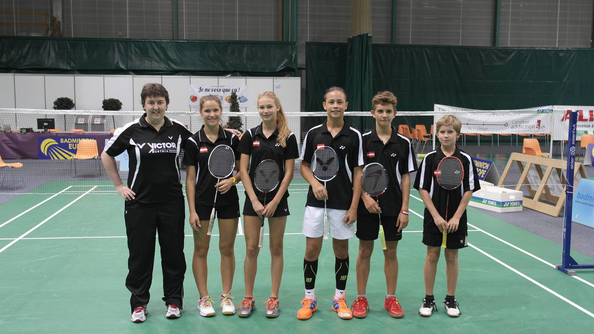 Swiss Junior Open 2015